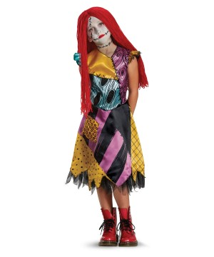 Sally deluxe Kids Costume