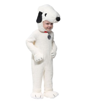 Snoopy deluxe Toddler Costume