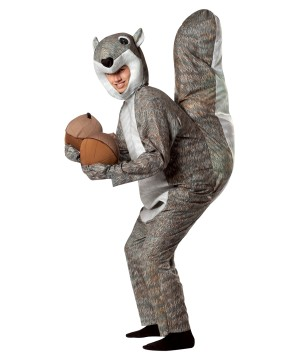 Squirrel Men Costume