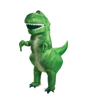 Disney's Toy Story T-rex Inflatable Costume