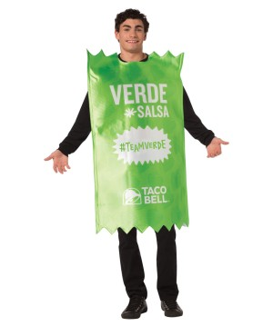 Taco Bell Verde Packet Tunic