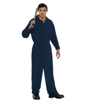 Teen Boiler Suit Costume