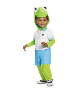 The Muppet Babies Kermit Toddler Boys Costume