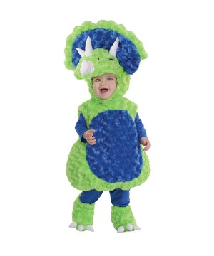 Triceratops Green Toddler