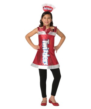 Twizzlers Girls Dress