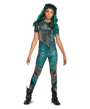 Disney Uma Descendants 3 Classic Girl Costume