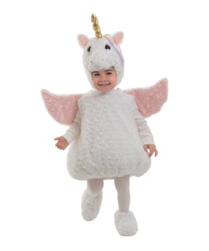 Unicorn Belly Toddler Costume