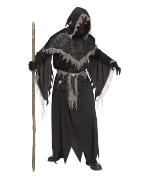 Mens Warlock Costume
