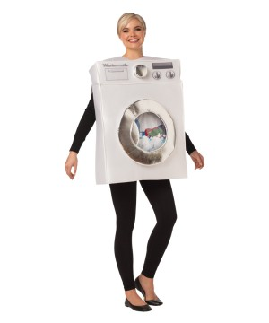 Washer Unisex Costumes