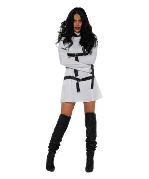 Womens Mental Wrapped Costume