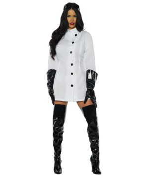 Womens Weird Scientist Costume