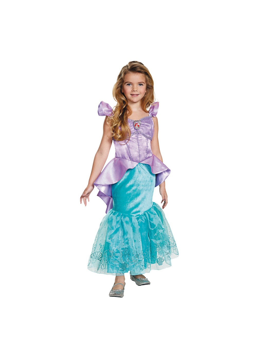 Kids Disney's Princess Ariel Prestige Child Costume