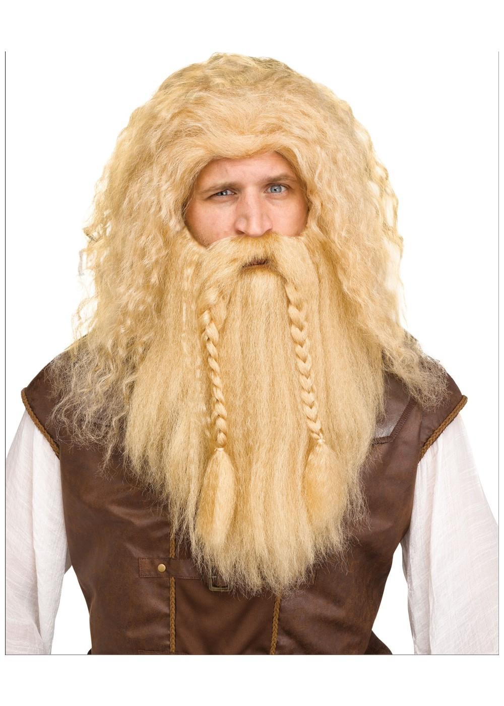 Blonde Viking Beard Accessories New For 2019