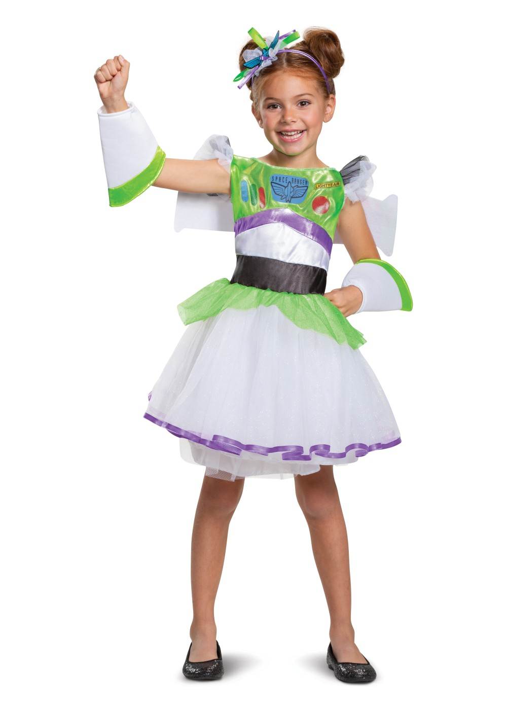 Kids Buzz Tutu Girl Costume Deluxe