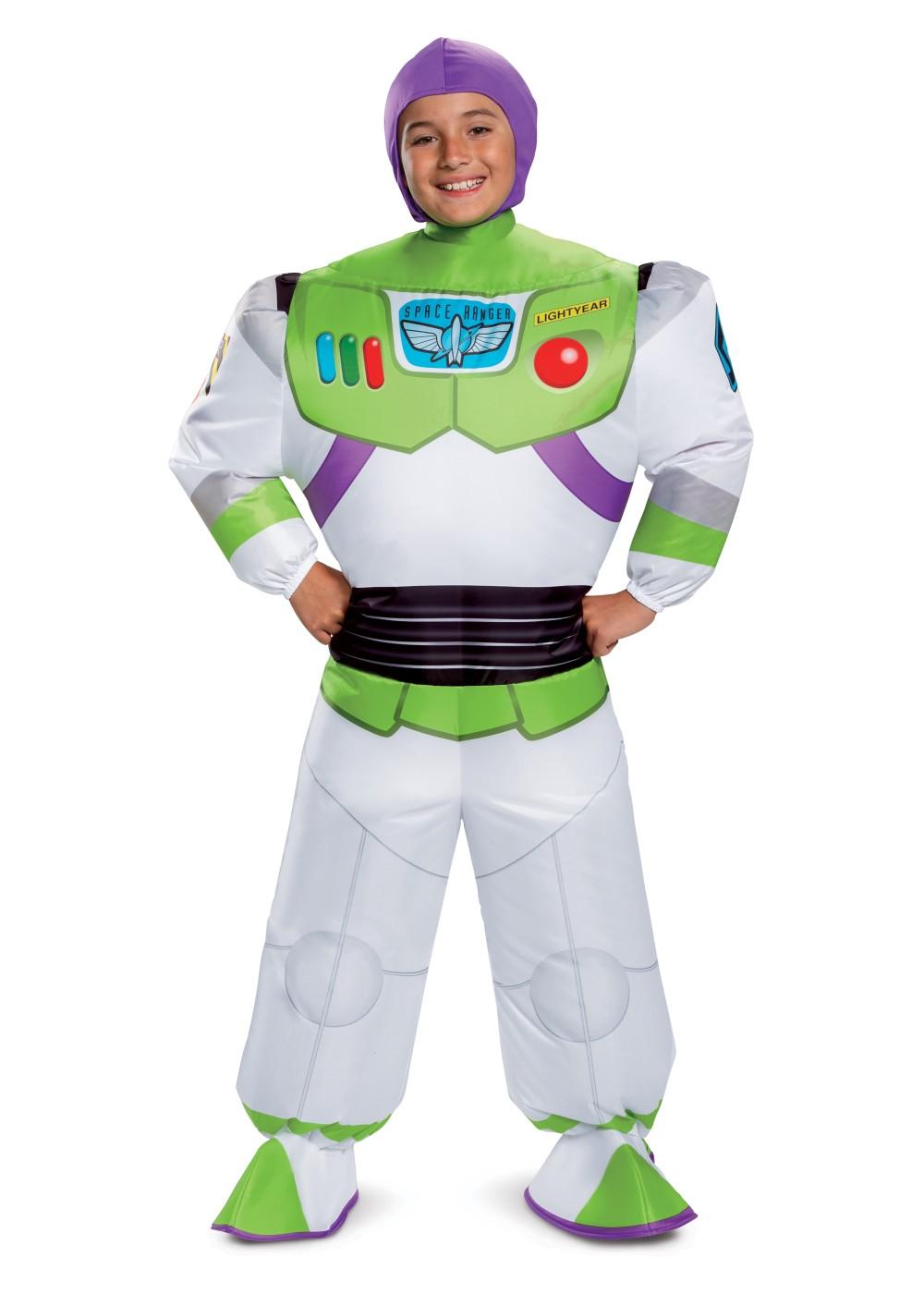 Prestige Adult Costume Buzz Lightyear Disney Toy Story