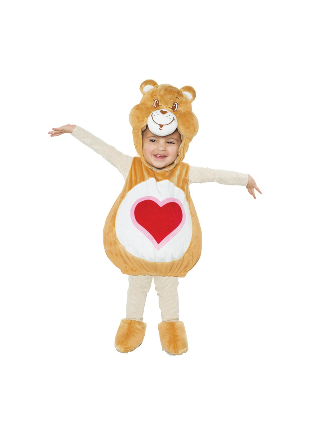 Kids Care Bears Tenderheart Toddler Costume