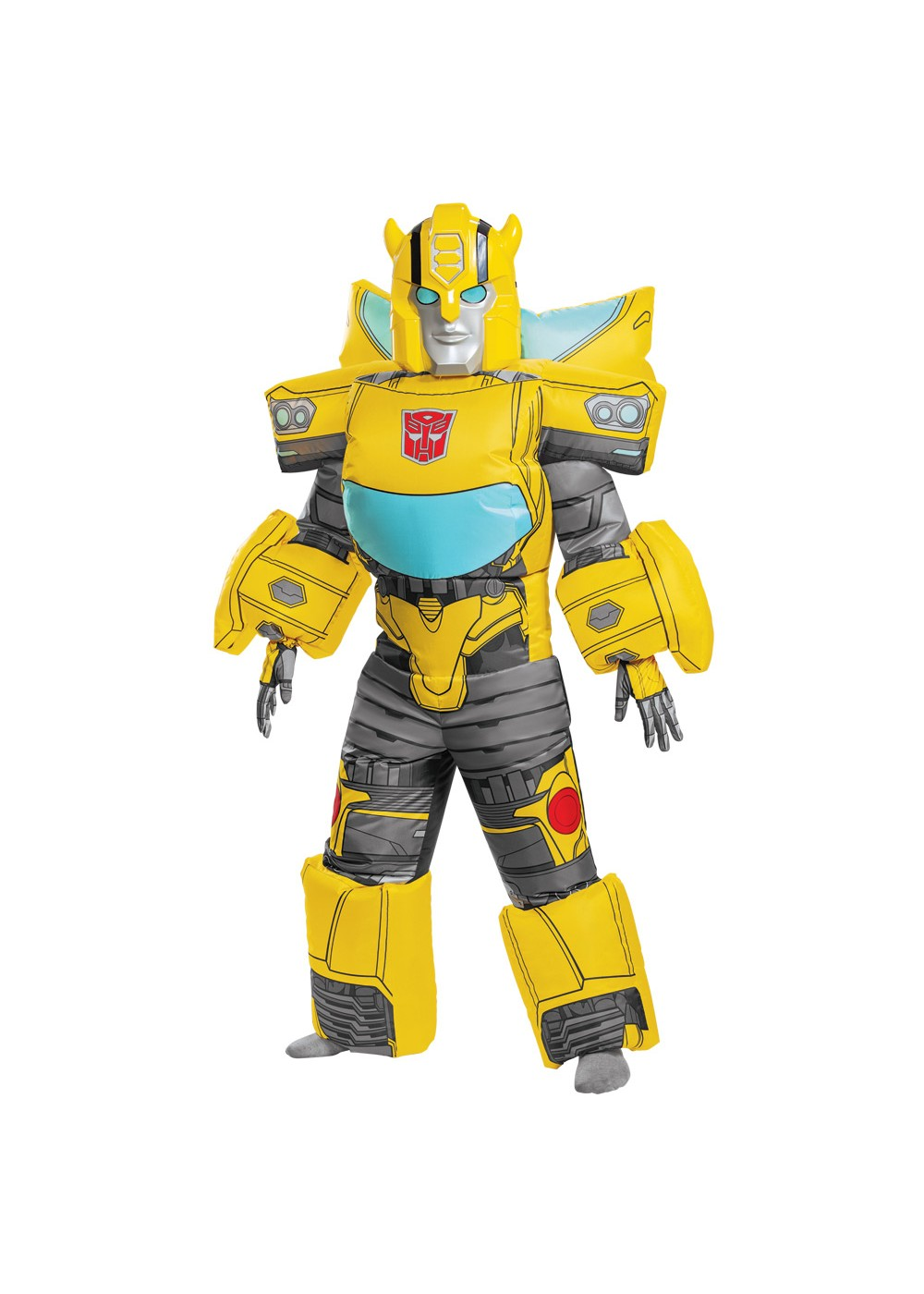 Childrens Bumblebee Inflate Costume