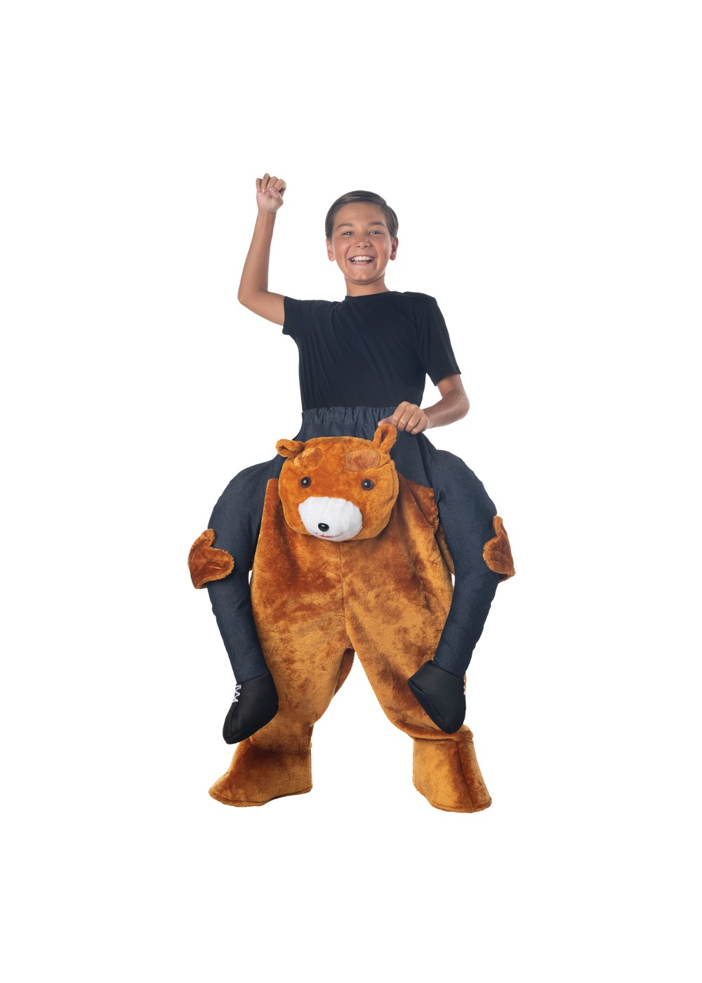 Childrens Carry Me Teddy Bear Costume