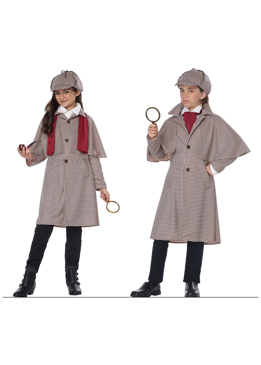Kids Famous Detective Kid Costume