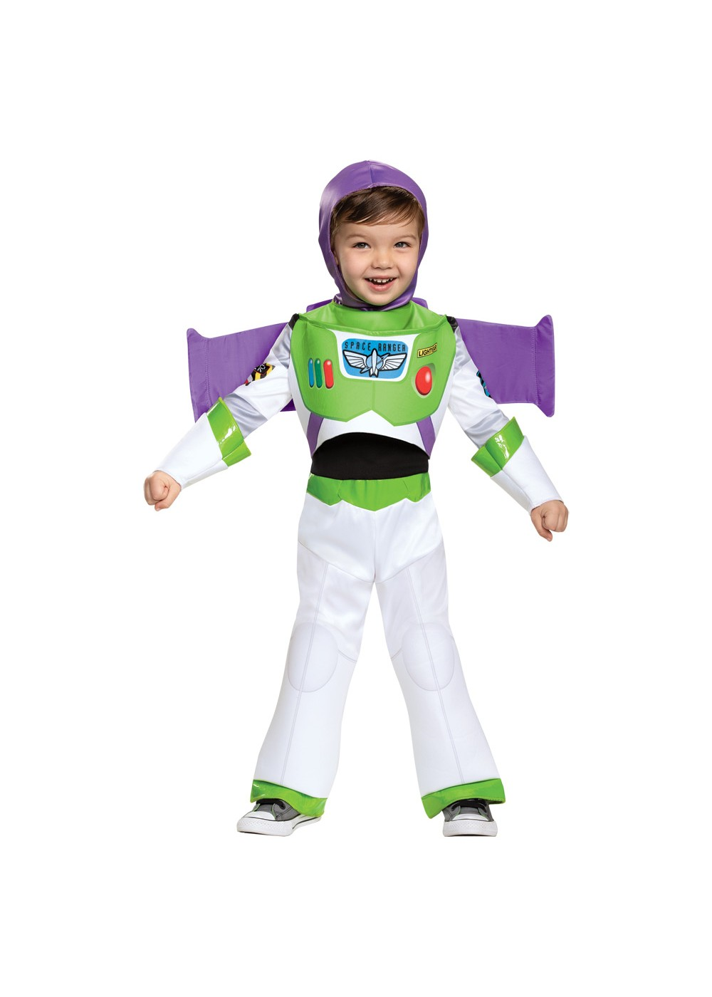 Boys Disney Buzz Costume Deluxe