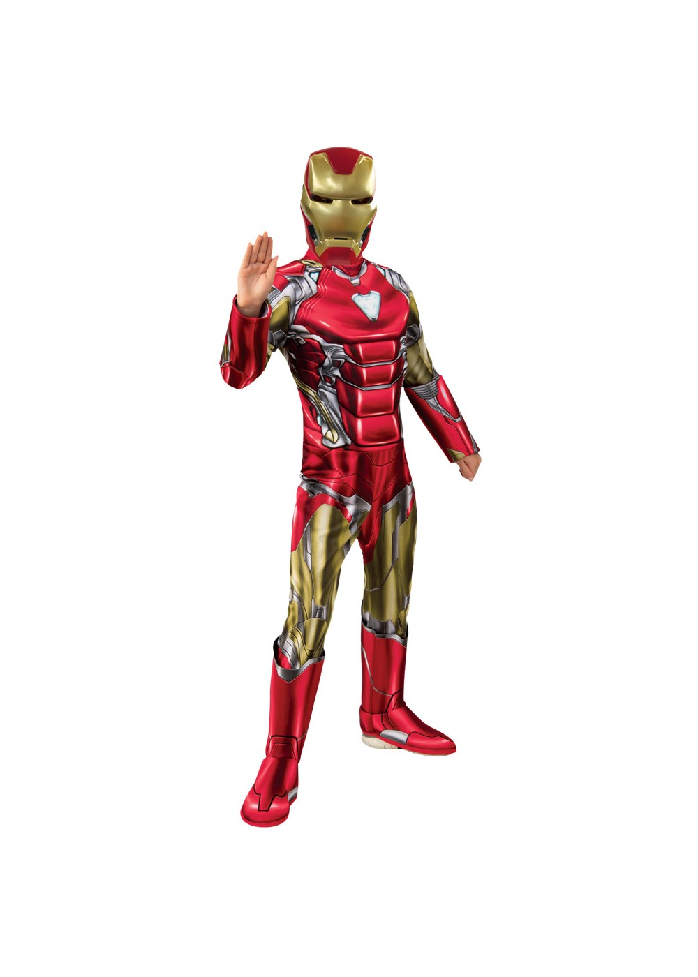 Boys Endgame Iron Man Costume Economy