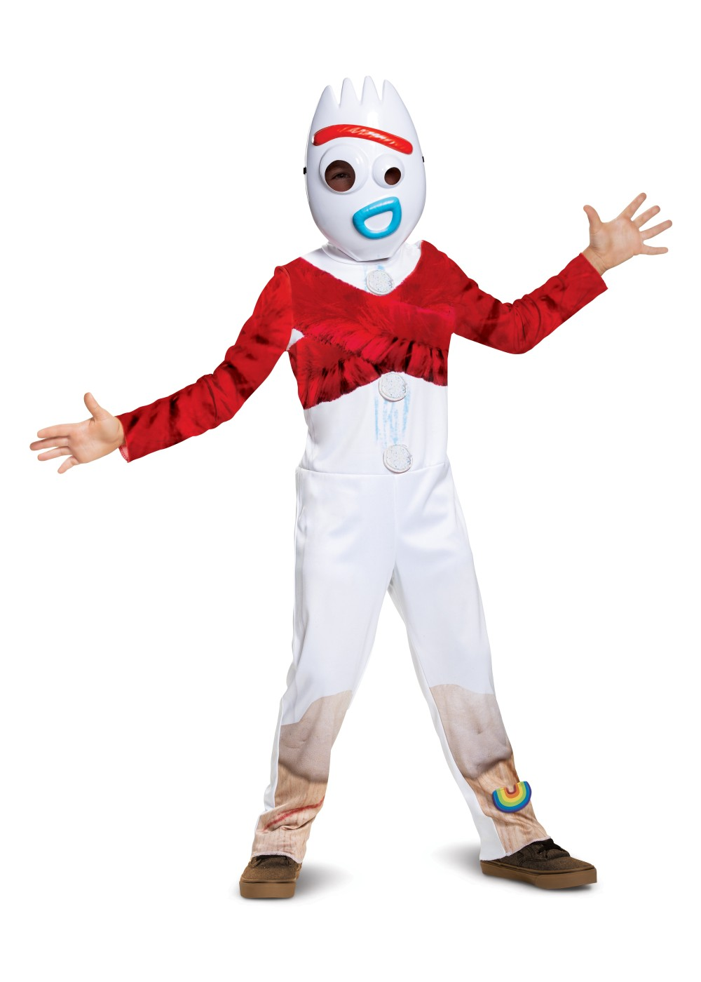 Kids Children's Forky Costume