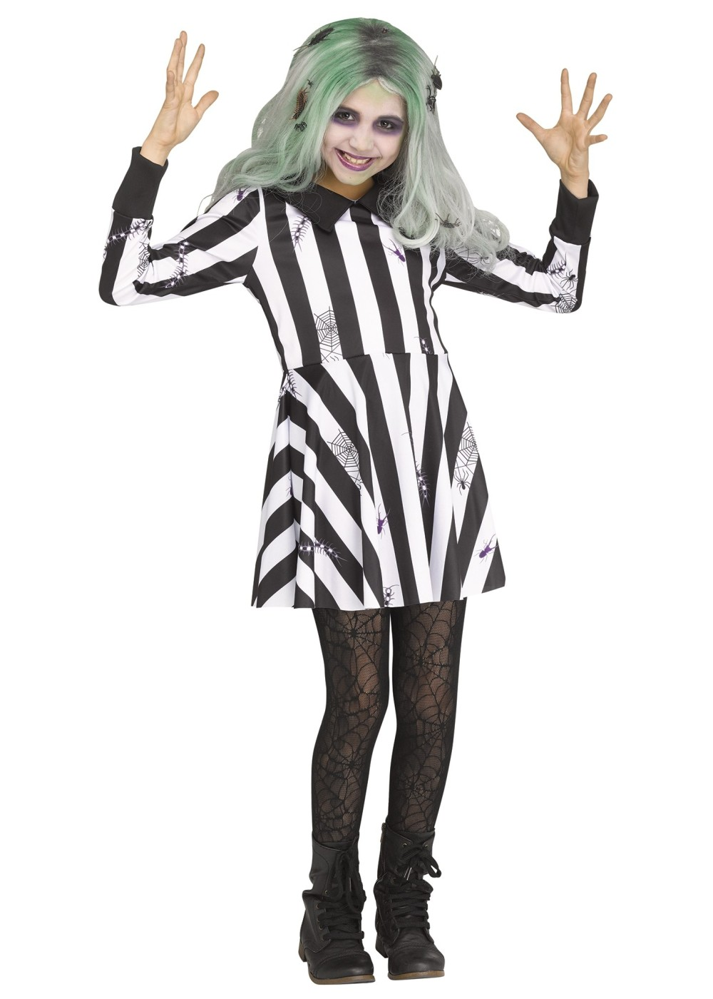 Kids Ghost Girl Costume
