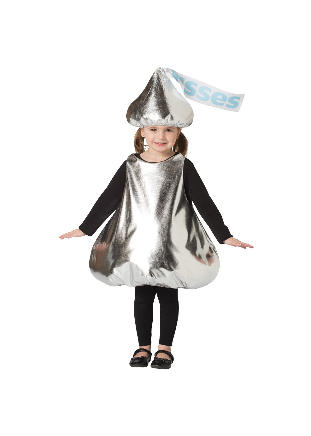 Hersheys Kiss Toddler Costume