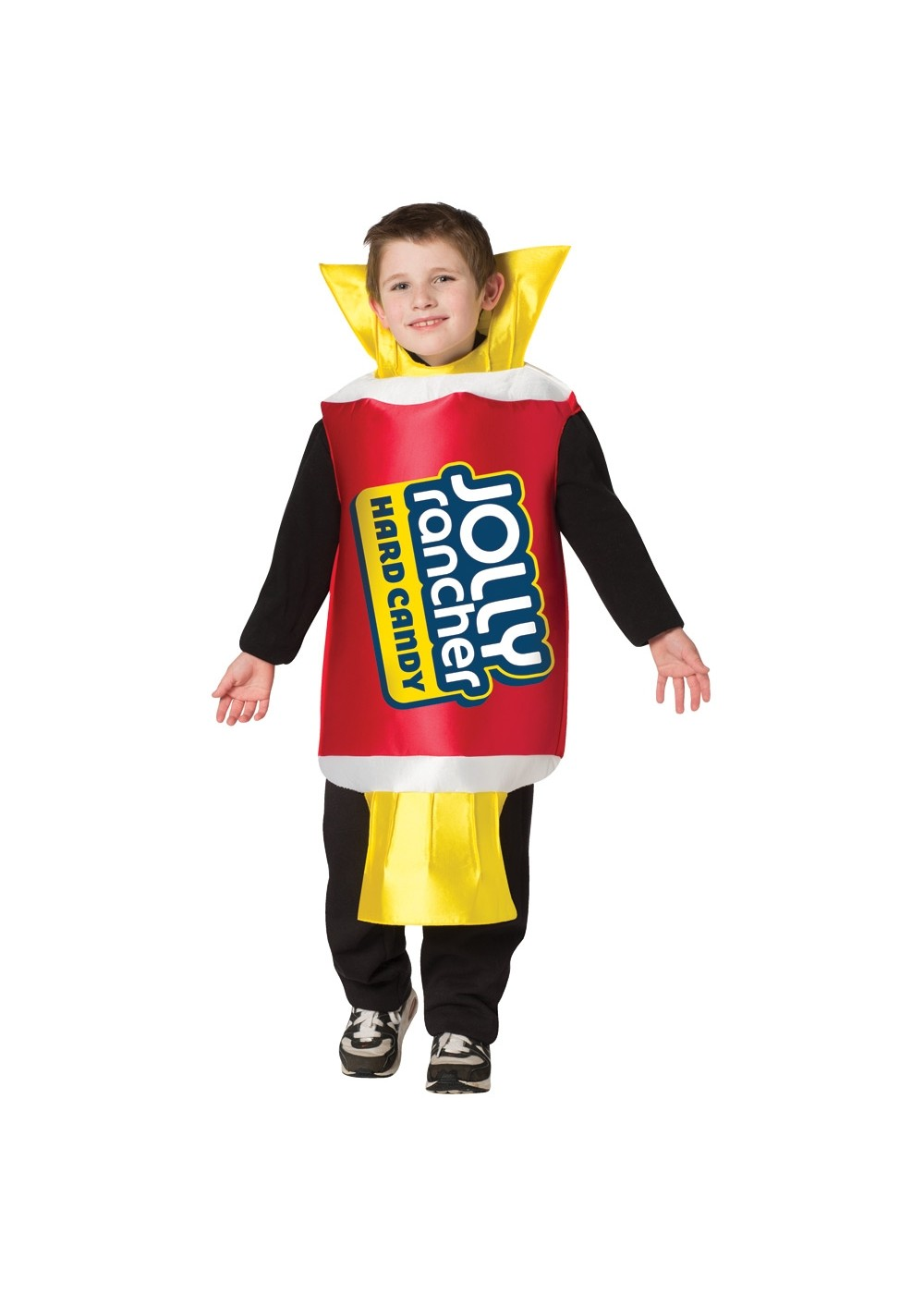 Jolly Rancher Cherry Kids Costume