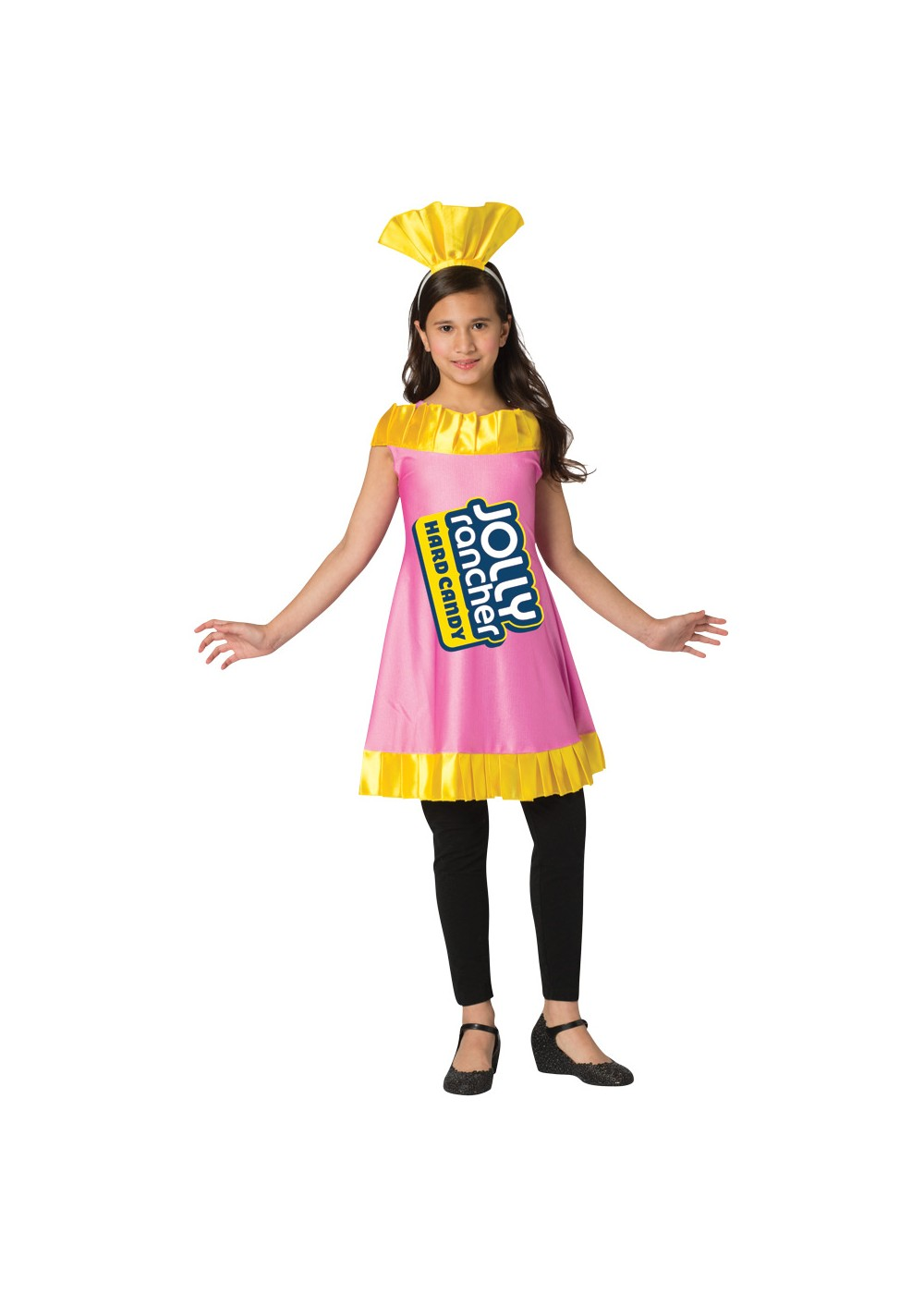 Kids Girls Jolly Rancher Watermelon Dress