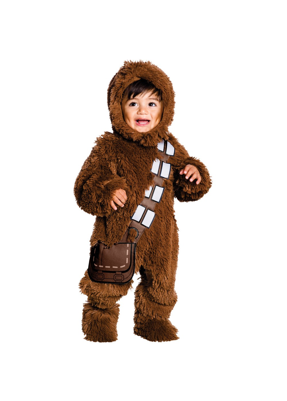 Toddler Chewbacca Plush Costume
