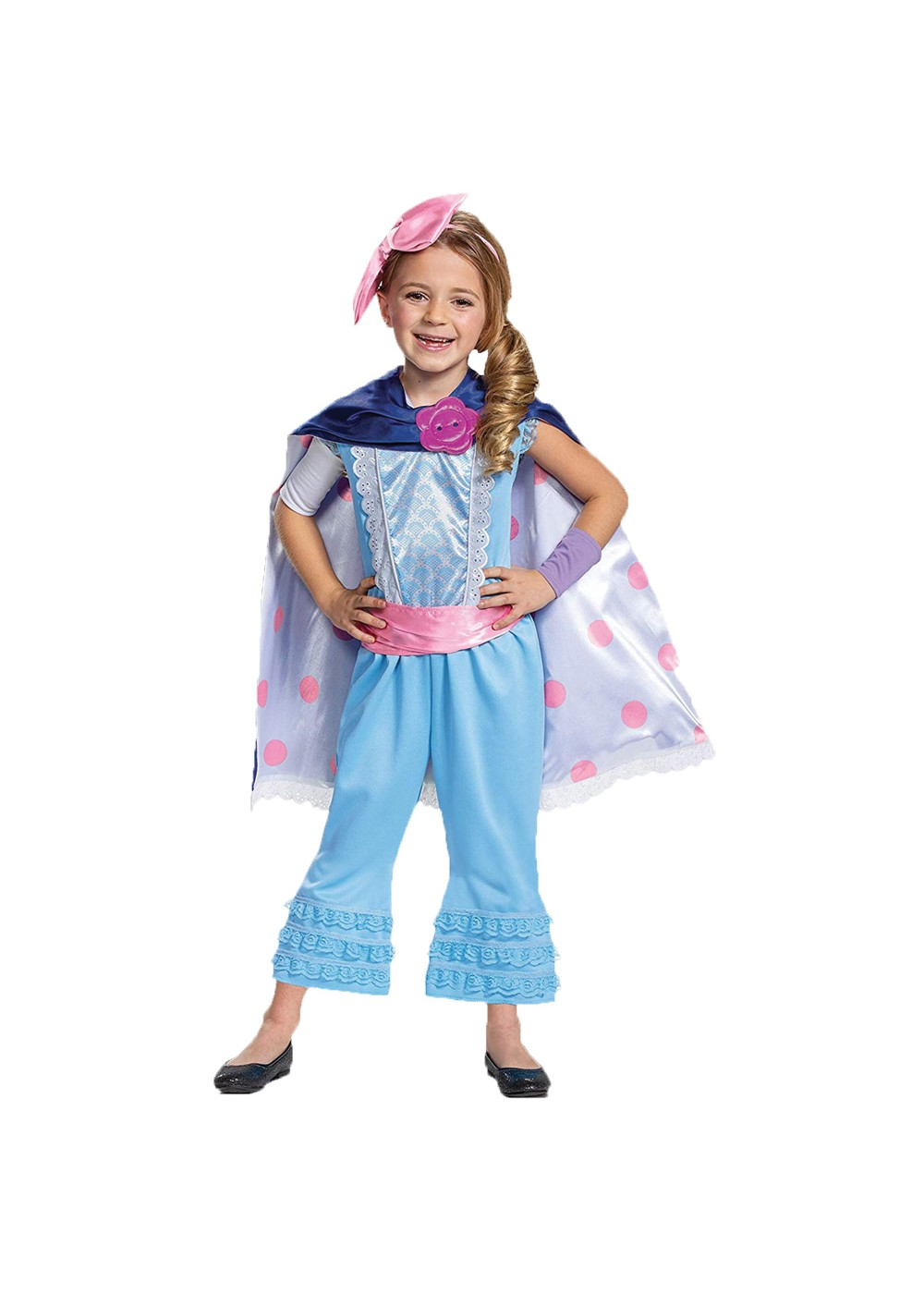 Kids Disney Toy Story Peep Look Toddler Girl Costume