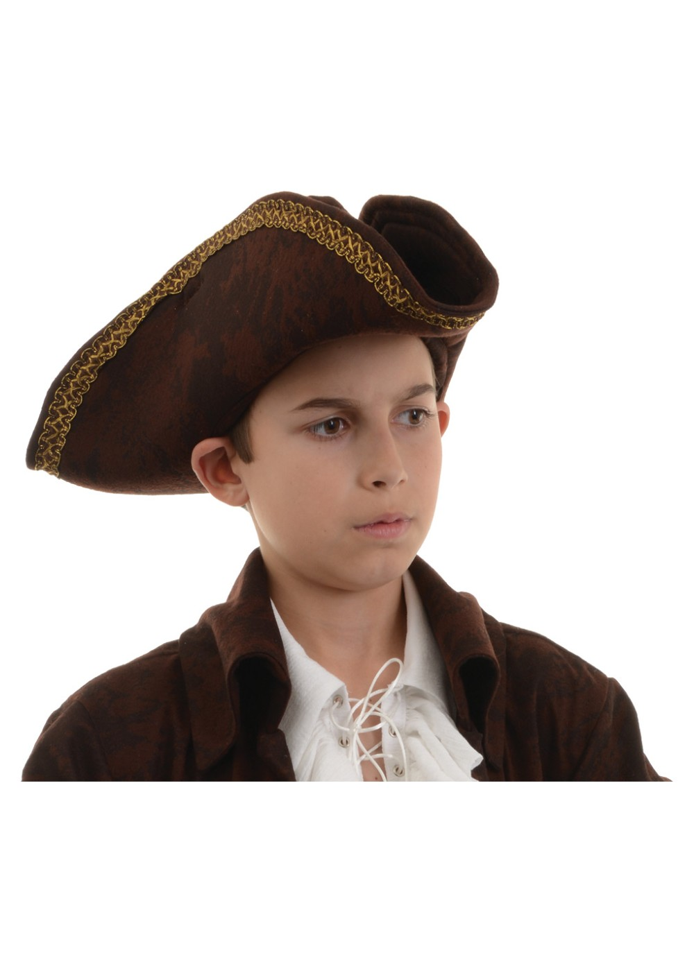 Kids Pirate Captain Brown