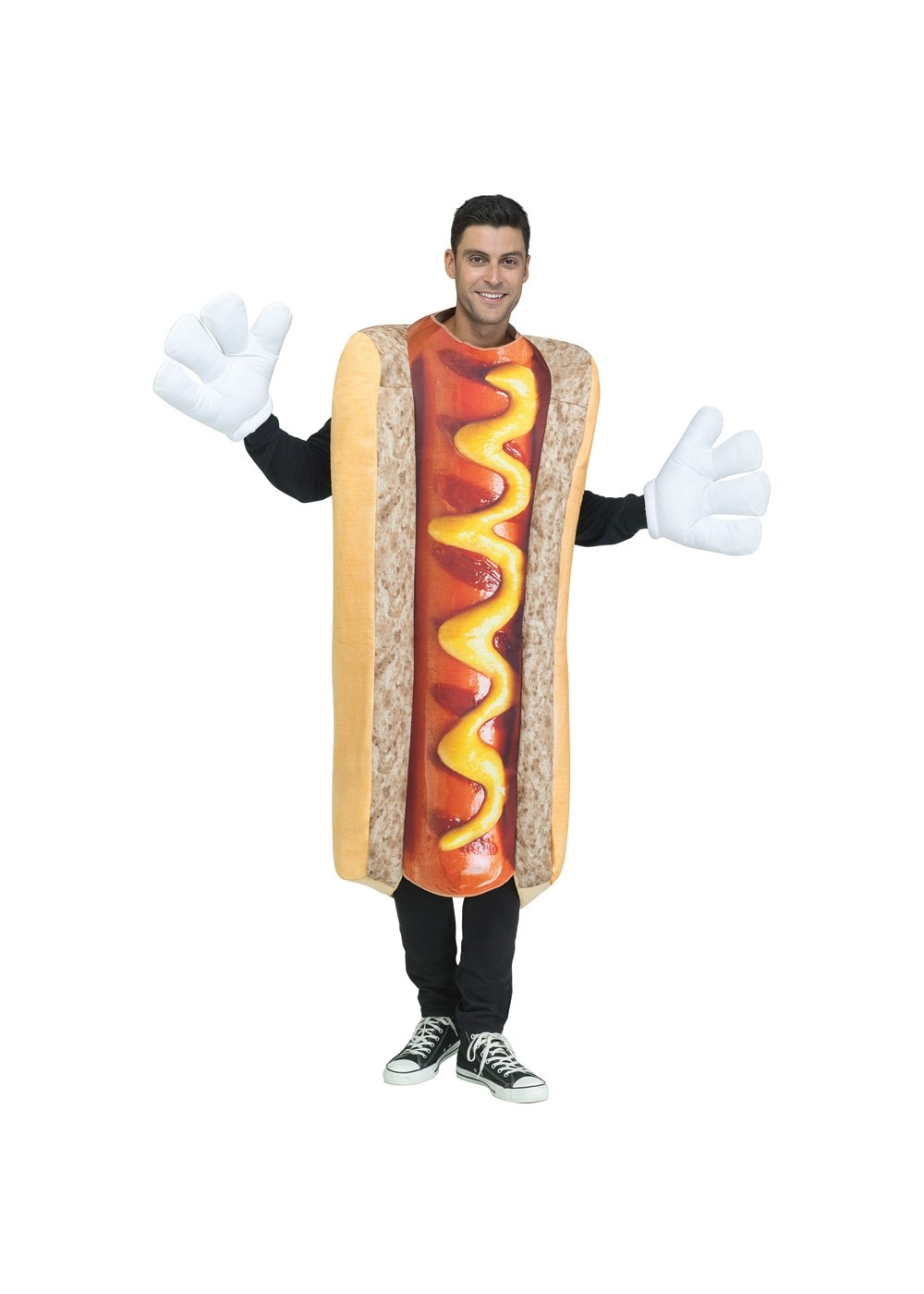 Real Hot Dog Costume