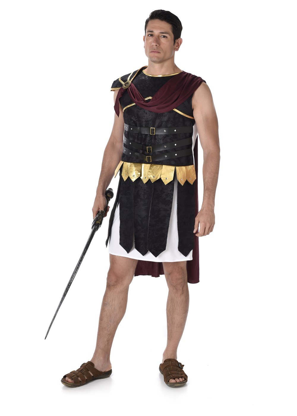 Roman Soldier Man Costume