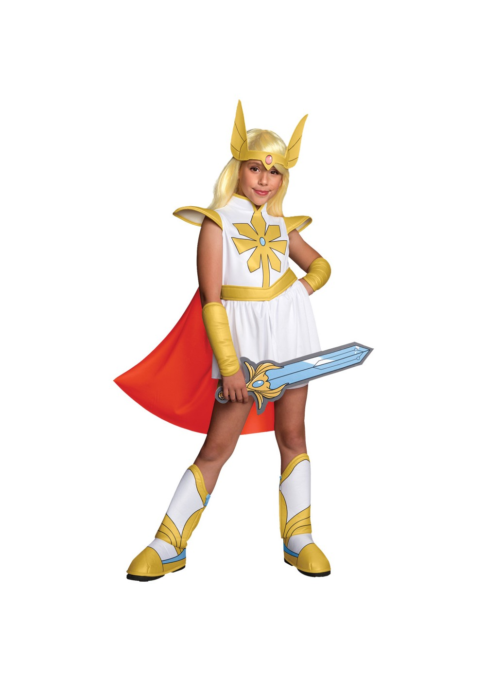 Kids She Ra Princess Of Power Costume
