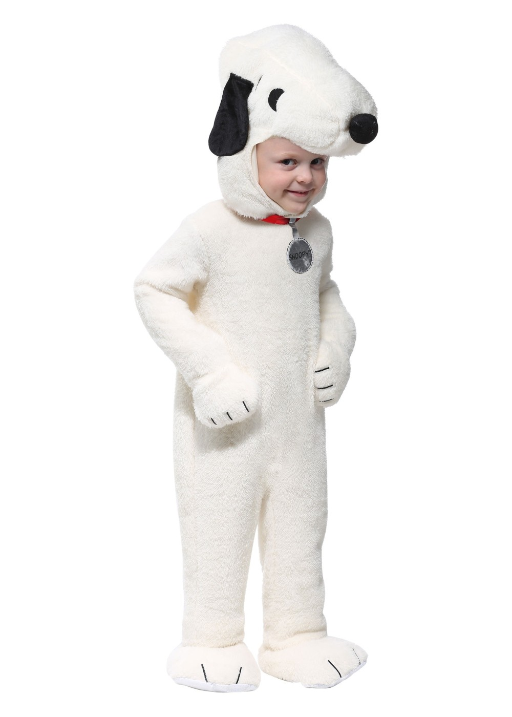 Kids Snoopy Deluxe Toddler Costume