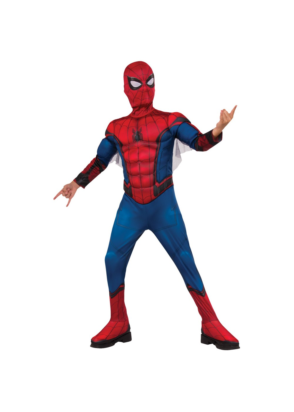 Boys Spider Man Far From Home Costume Deluxe