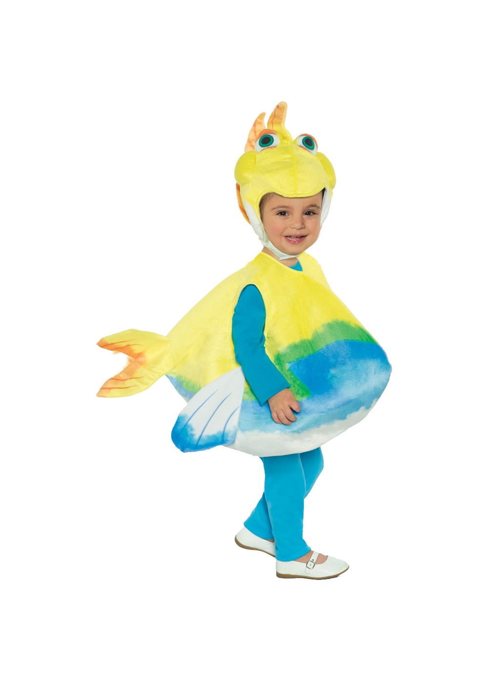 Toddler Splash Bubbles Costume