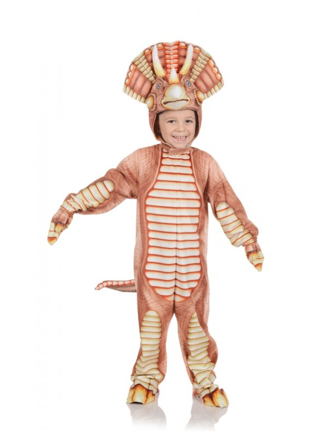 Triceratops Child Costume