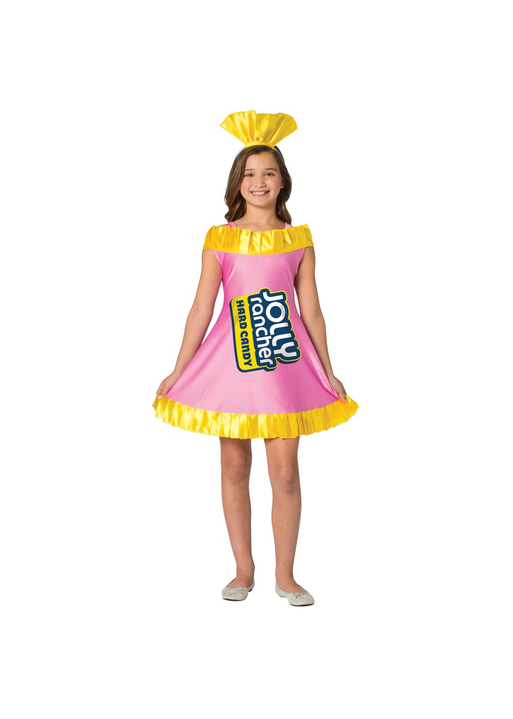 Kids Tween Jolly Rancher Watermelon Dress