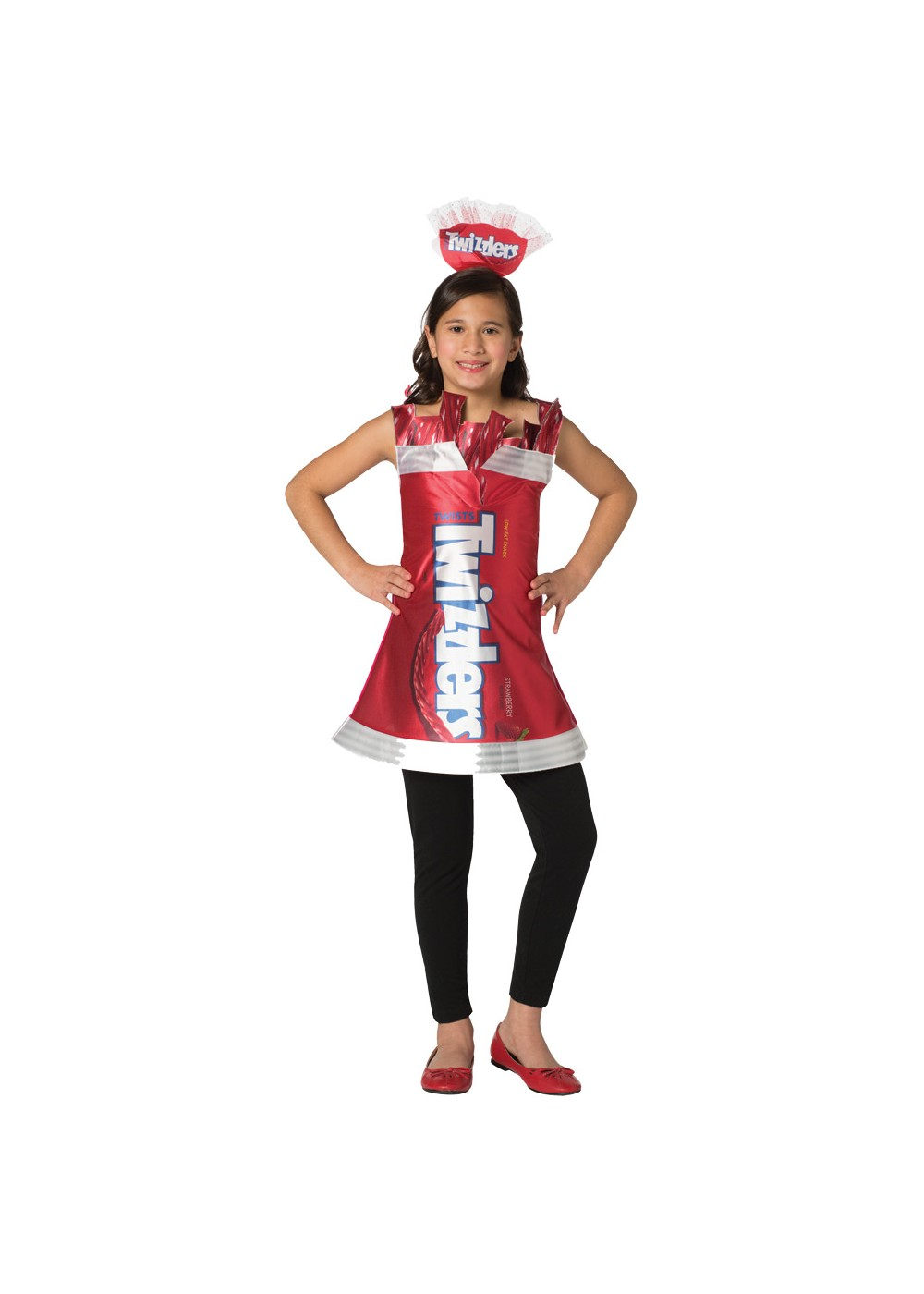 Kids Twizzlers Girls Dress