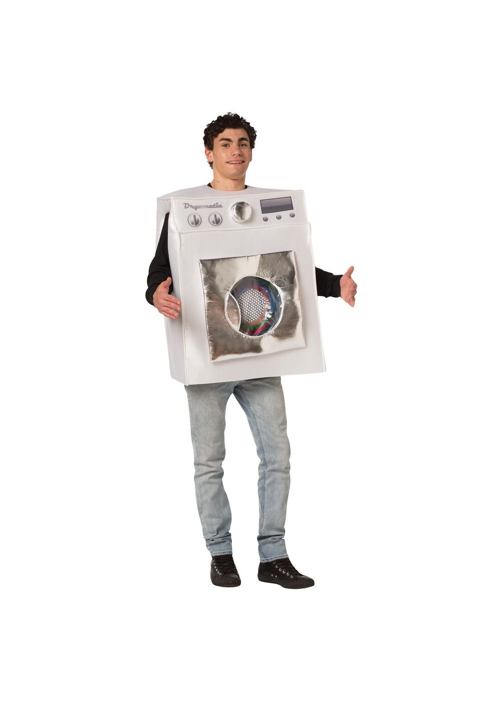 Unisex Dryer Costume