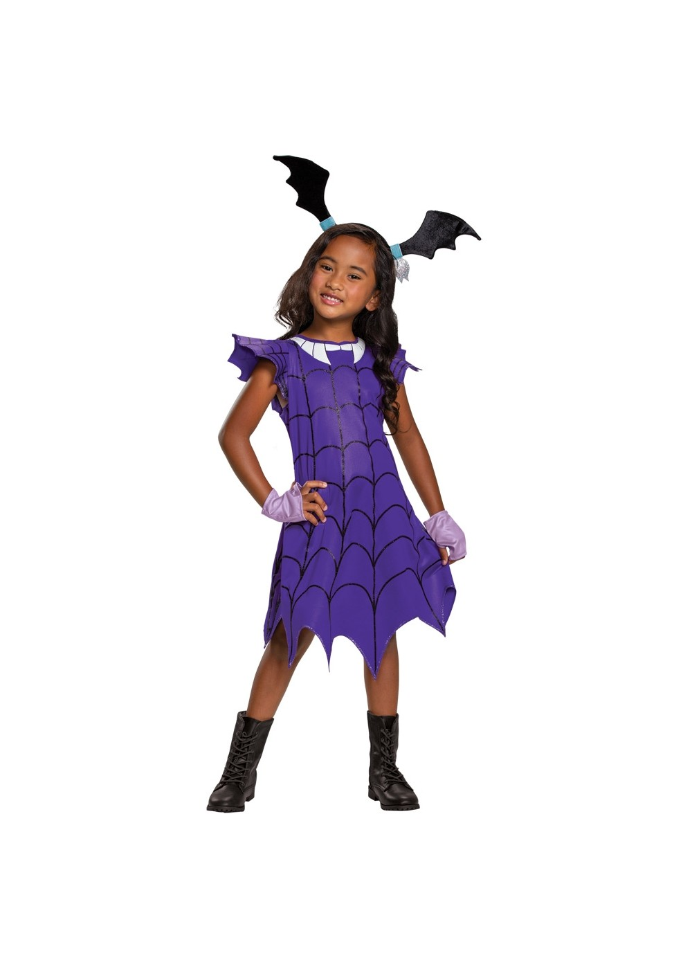 Kids Vampirina Ghoul Girls Costume