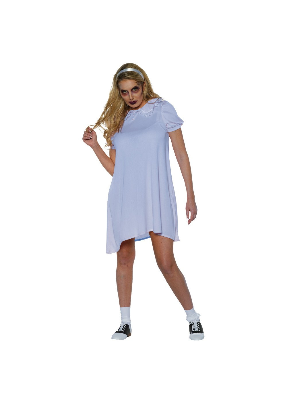Womens Scary Girl Costume