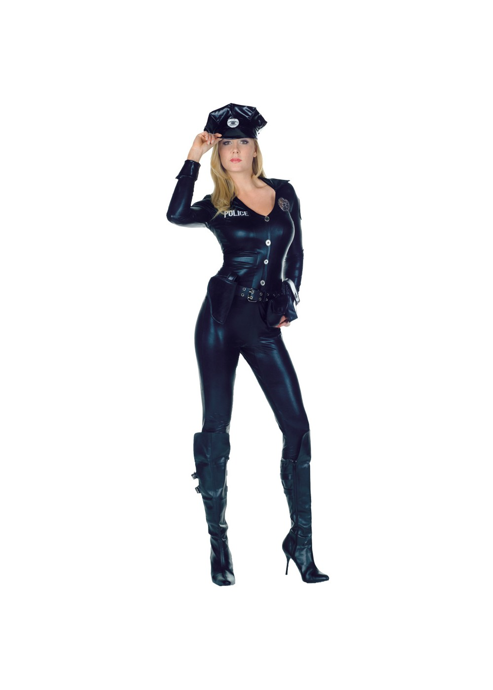 Womens Siren Suit Costume
