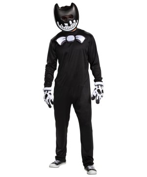 Mens Bendy Costume