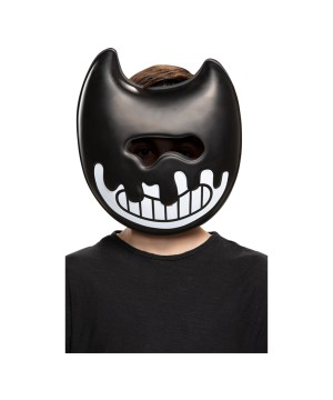 Bendy Half Mask Child