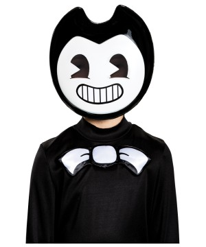 Bendy Half Mask Child Bendy Machine