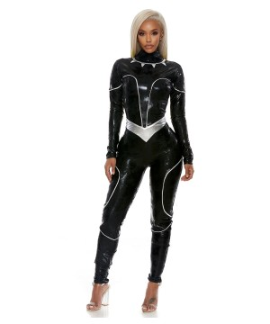 Reigning Black Panther Women Costume